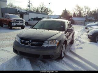 Used 2013 Dodge Avenger SXT for sale in Taber, AB