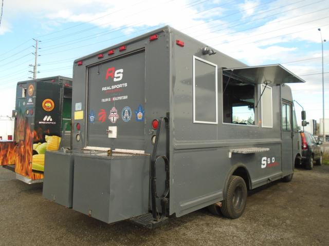 2003 Ford E450 FOOD TRUCK