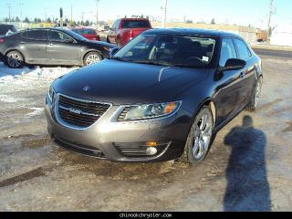 Used 2011 Saab 9-5 Turbo4 Sedan FWD 6AT for sale in Taber, AB