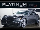 Used 2011 Maserati GranTurismo S 4.7 V8, NAVI, SUNR for sale in North York, ON