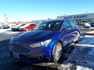 Used 2014 Ford Fusion SE, Heated Seats, A/C, Back Up Camera for sale in Scarborough, ON
