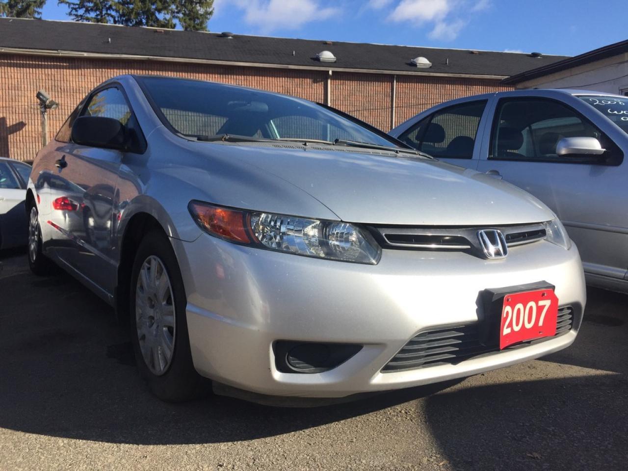 2007 Honda Civic GAS Saver All Power Options Very Clean