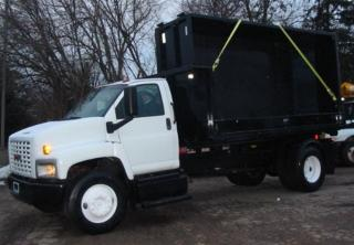 Used 2006 GMC C7500 diesel with new switch & go X2 for sale in Richmond Hill, ON