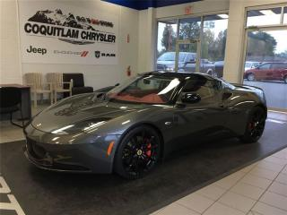 Used 2012 Lotus Evora Base for sale in Coquitlam, BC