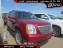 Used 2009 GMC Yukon SLT-8 Passenger, Navigation Radio/DVD System, Heated Seats for sale in Lethbridge, AB