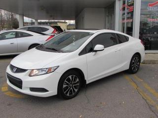 Used 2013 Honda Civic EX for sale in L'ile-perrot, QC