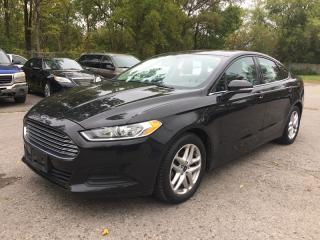 Used 2013 Ford FUSION SE * POWER GROUP * BLUETOOTH * SAT RADIO SYSTEM * LOW KM for sale in London, ON