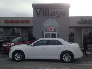 Used 2014 Chrysler 300 TOURING LEATHER,8.4 TOUCHSCREEN,HEATED FRONT SEATS for sale in Ajax, ON