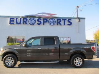 Used 2009 Ford F-150 XLT | Crew Cab | 4x4 for sale in Newmarket, ON