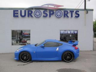 Used 2011 Nissan 370Z AMUSE for sale in Newmarket, ON