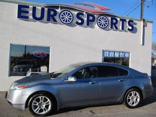 Used 2009 Acura TL Tech Package for sale in Newmarket, ON