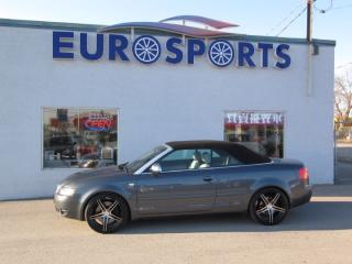 Used 2004 Audi S4 cabriolet for sale in Newmarket, ON