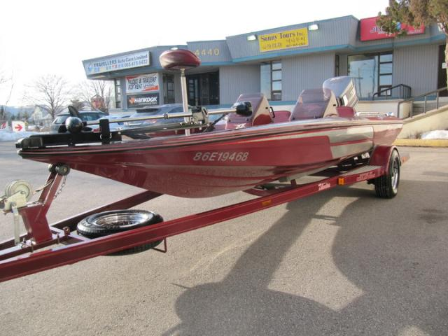 1988 Skeeter SX 200 SF175DX
