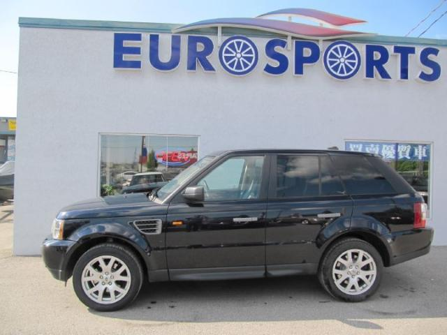2007 Land Rover Range Rover HSE SPORTS