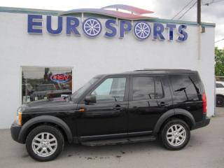Used 2008 Land Rover LR3 SE for sale in Newmarket, ON