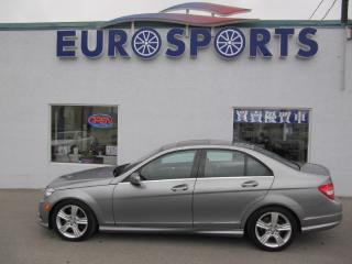 Used 2010 Mercedes-Benz C 300 SPORT PREMIUM SE for sale in Newmarket, ON