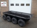 Used 2015 Argo Trailer 8X8 for sale in Paris, ON