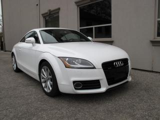 Used 2011 Audi TT Premium Quattro for sale in Scarborough, ON