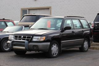 Used 1999 Subaru Forester s for sale in Oakville, ON