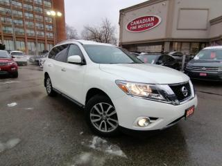 Used 2015 Nissan Pathfinder athfinder 7 PASS | BACK UP CAM | 4 NEW SNOW TIRES* | for sale in Scarborough, ON