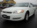 Used 2012 Chevrolet Impala LS for sale in Brantford, ON