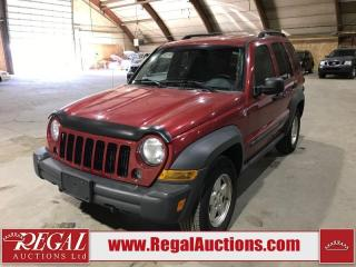 Used 2007 Jeep Liberty Sport for sale in Calgary, AB