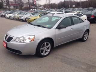 Used 2009 Pontiac G6 GT SPORTY! for sale in Aylmer, ON