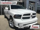 Used 2014 Dodge Ram 1500 Sport One Owner Bluetooth for sale in Edmonton, AB