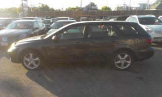 Used 2005 Mazda MAZDA6 GS WAGON, AUTO, Alloys, 147K! for sale in North York, ON
