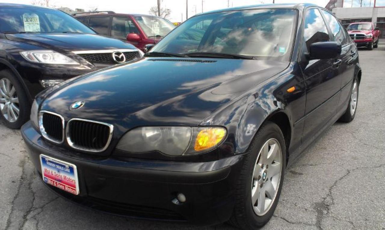 2005 BMW 320i Automatic,Sunroof,Alloys, 159K !!