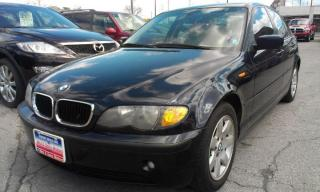 Used 2005 BMW 320i Automatic,Sunroof,Alloys, 159K !! for sale in North York, ON