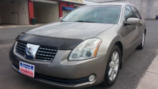 Used 2006 Nissan Maxima 3.5SE, Alloys,CLEAN CARPROOF for sale in North York, ON