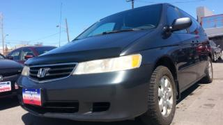 Used 2004 Honda Odyssey 124k only !! Alloys, Pwr. Sliding Drs. for sale in North York, ON