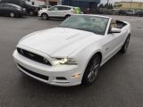 Photo of White 2014 Ford Mustang