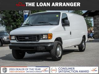 Used 2006 Ford E250 for sale in Barrie, ON
