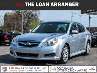 Used 2012 Subaru Legacy for sale in Barrie, ON