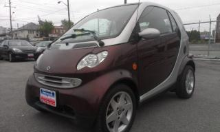 Used 2006 Smart fortwo Passion, 83k!! Diesel, LEATHER, A-Rims for sale in North York, ON