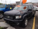 Used 2008 Honda Ridgeline EX-L 4WD NAVI,LEATHER,PWR/SUNROOF,HEATED FRONT SEA for sale in Ajax, ON