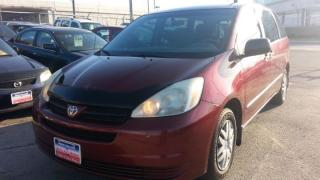 Used 2005 Toyota Sienna CE, 148K!! 7 PASSENGER for sale in North York, ON