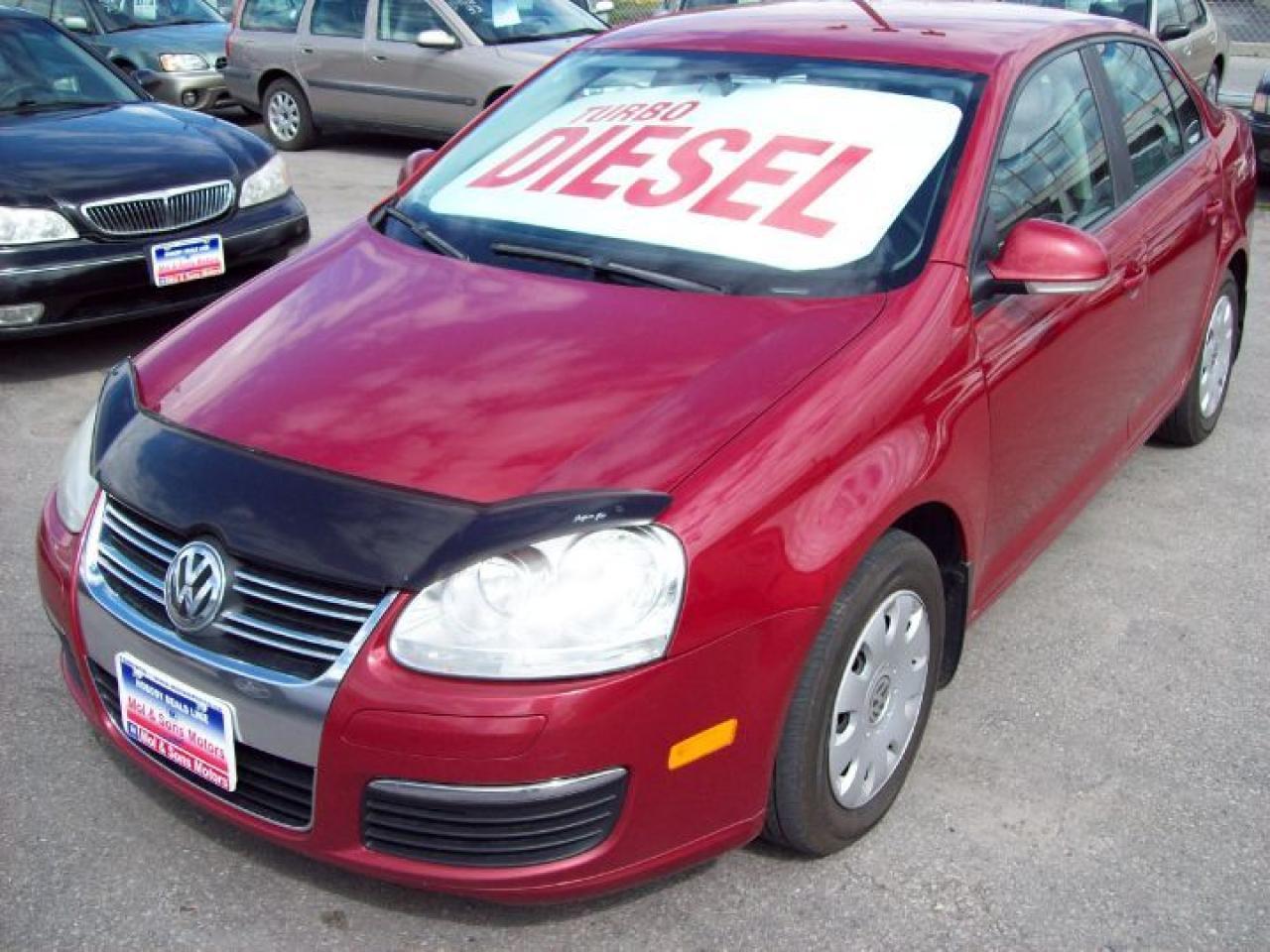 Photo of Red 2006 Volkswagen Jetta
