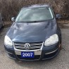 Used 2007 Volkswagen Jetta CERTIFIED- LOADED SUNROOF ALLOYS MANUAL for sale in Scarborough, ON