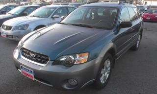 Used 2005 Subaru Outback AWD, AUTO, 138k!! for sale in North York, ON