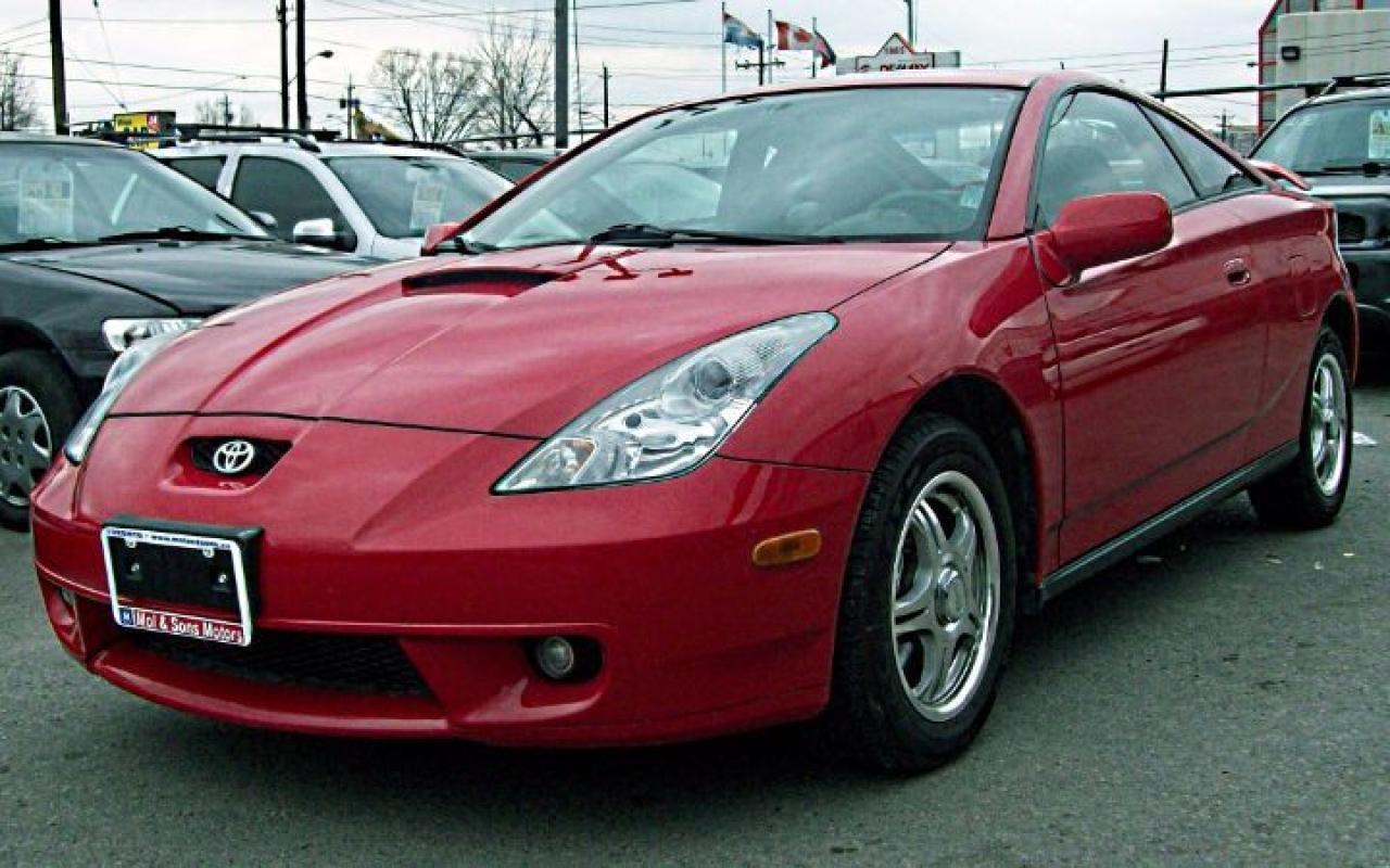 2002 Toyota Celica GT, Auto, ONLY 127km !