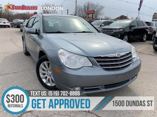 Used 2010 Chrysler Sebring Touring | CAR LOANS APPROVED for sale in London, ON