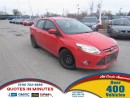 Used 2012 Ford Focus Focus SE | COMFORT + PERFORMANCE for sale in London, ON