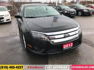 Used 2012 Ford Fusion SE | SAT RADIO for sale in London, ON
