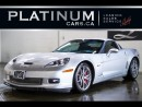 Used 2009 Chevrolet Corvette Z06 w/ 3LZ Pkg, NAVI for sale in North York, ON