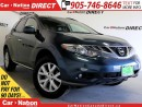 Used 2011 Nissan Murano SV| AWD| LEATHER| DUAL SUNROOF| for sale in Burlington, ON