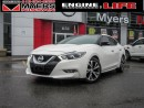 Used 2016 Nissan Maxima SL, NAVI, LEATHER SEATS, PANO ROOF!! NICE CAR for sale in Orleans, ON