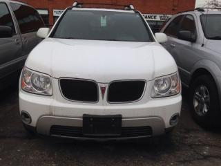 Used 2007 Pontiac Torrent ***SPLIT FOLDING REAR SEAT***INTERIOR AIR FILTER** for sale in Ajax, ON